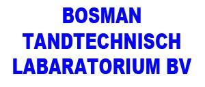 BOSMAN TANDTECHNISCH LABARATORIUM